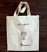Nákupná taška Provence