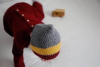 Detské čiapky - One Love - 10411203_