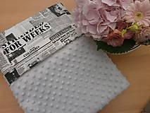 Textil - MINKY DEKA 135x200 - 10411336_