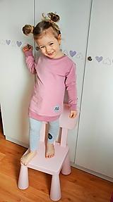 Detské oblečenie - Mikina pure - RVL - 10410491_