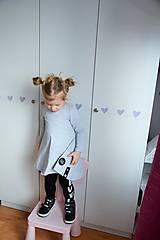 Detské oblečenie - Šaty dlhý rukáv - Revel - 10410501_