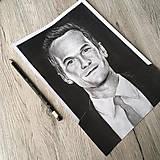 Kresby - Robím portréty na objednávku - 10412112_