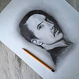 Kresby - Robím portréty na objednávku  - 10412206_