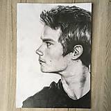 Kresby - Robím portréty na objednávku  - 10412207_