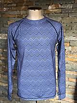 Oblečenie - Termo tričko pánske šedé - 10410263_