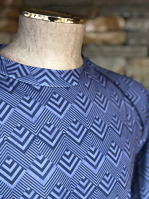 Termo tričko pánske šedé