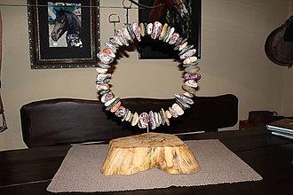 Dekorácie - Kamenný kruh - 10413440_