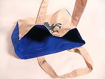 Nákupné tašky - EKO nákupná taška - Jeleň - 10410236_