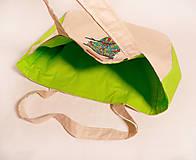 Nákupné tašky - EKO nákupná taška - Sova - 10410241_