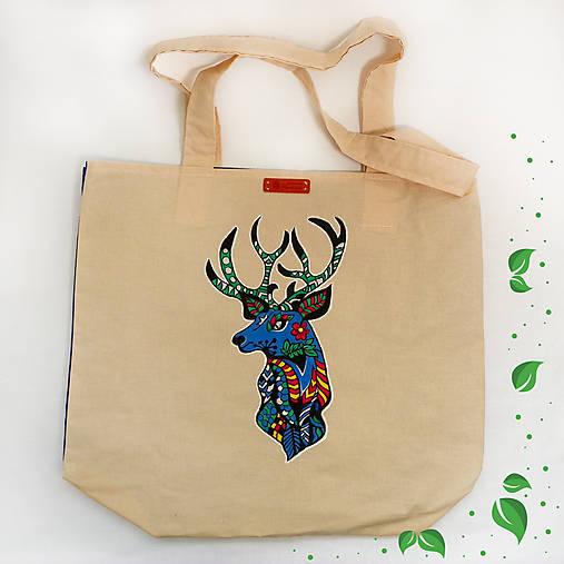 EKO nákupná taška - Jeleň