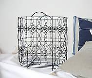 Košíky - Košík veľký - 10413393_