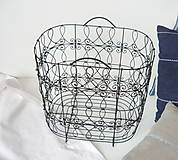 Košíky - Košík veľký - 10413394_