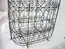 Košíky - Košík veľký - 10413399_