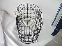 Košíky - Košík veľký - 10413400_