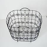 Košíky - Košík veľký - 10413413_