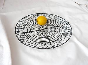 Nádoby - Tanier dekoratívny - 10413481_