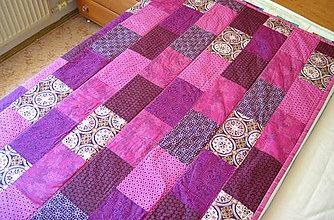 Úžitkový textil - Orientálna deka - 10411012_