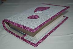 Úžitkový textil - srdce - 10413661_