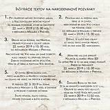 Papiernictvo - Pozvánka na oslavu jubilea pre muža (Variant 1) - 10416969_