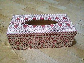 Krabičky - srdiečka - 10416539_