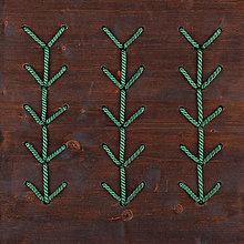 Obrázky - drevený obraz - 10415616_