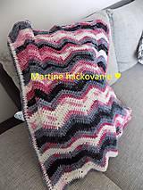 Textil - deka do kočíka - 10416783_
