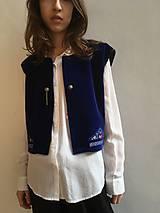 Iné oblečenie - Modrááá - 10417645_