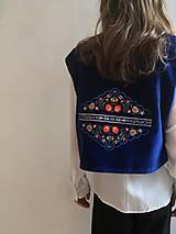 Iné oblečenie - Modrááá - 10417647_