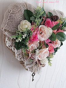 Dekorácie - dekorácia ...ááá romantikáááá - 10415252_