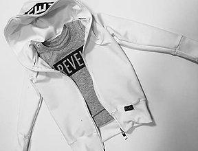 Detské oblečenie - Mikina na zips - REVEL - 10417345_