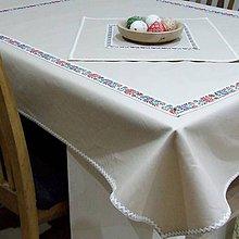 Úžitkový textil - ONDREJ -  folklór v kuchyni 110x130 - 10417008_