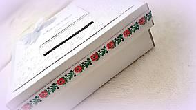 Krabičky - Krabica na redový tanec