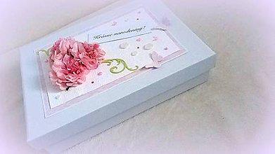 Krabičky - Krabička plná nehy - 10415983_