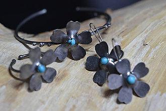 Sady šperkov - souprava kytičková - 10415157_