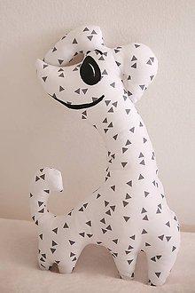 Textil - detský vankúšik - 10415587_