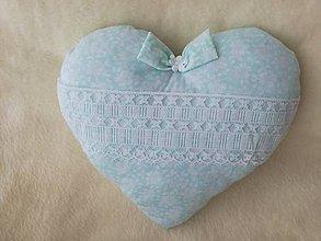 Úžitkový textil - Children's pillow srdce - detský vankúš. - 10416328_