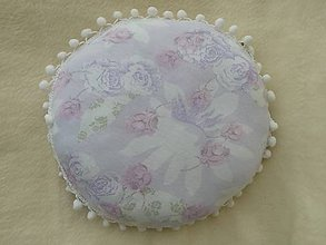 Úžitkový textil - Children's pillow - detský vankúš guľka. - 10416385_