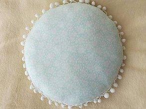 Úžitkový textil - Children's pillow - detský vankúš guľka. - 10416411_
