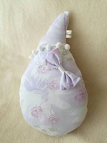 Úžitkový textil - Children's pillow - detský vankúš kvapka. - 10416436_