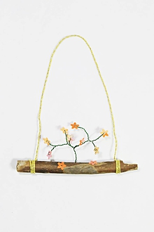 Dekorácie - Dekorácia veselý strom - 10415106_
