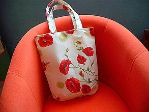 Veľké tašky - Makulienka - veľká taška (Makulienka) - 10416052_