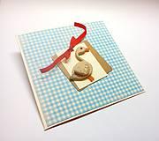 Papiernictvo - Pohľadnica ... veľkonočná IX - 10420867_