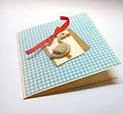 Papiernictvo - Pohľadnica ... veľkonočná IX - 10420874_