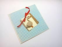Papiernictvo - Pohľadnica ... veľkonočná IX - 10420879_