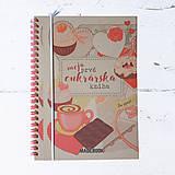 Papiernictvo - Moja prvá CUKRÁRSKA kniha - 10417917_