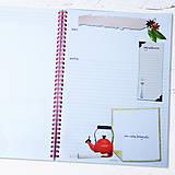 Papiernictvo - Moja veľká KUCHÁRSKA kniha - 10418174_