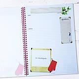 Papiernictvo - Moja veľká KUCHÁRSKA kniha - 10418175_