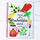 Papiernictvo - Moja veľká KUCHÁRSKA kniha - 10418176_