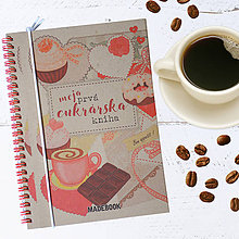 Papiernictvo - Moja prvá CUKRÁRSKA kniha - 10417916_