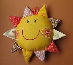 Úžitkový textil - sluníčko - 10420720_